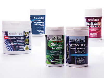 Pharmacy - Natures Best Products
