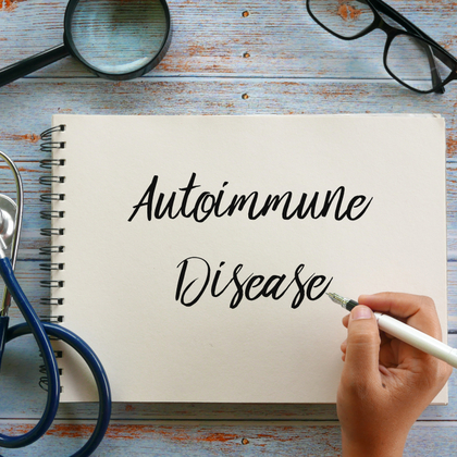 What are autoimmune conditions?
