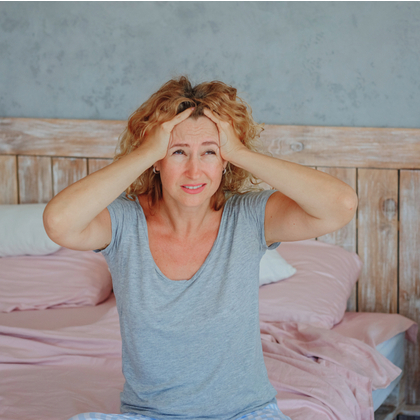 What causes menopause brain fog: 6 tricks to overcome it