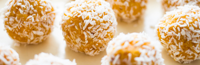 Energy Ball Recipe Ideas: From Apricot Balls to Chocolate Ginger
