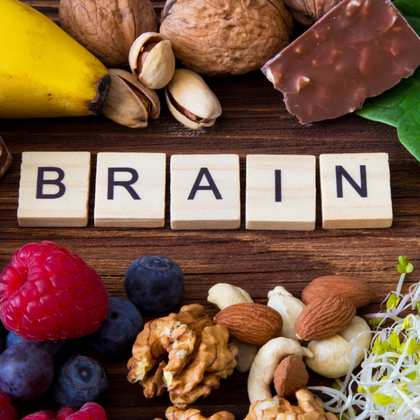 Cognitive health: Nutrition for the brain