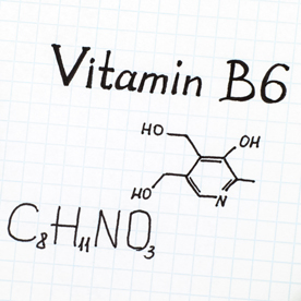 PCOS and Vitamin B6