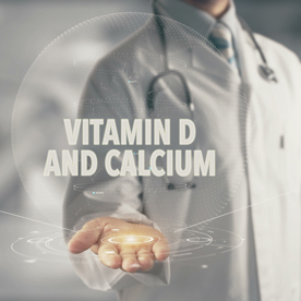 PCOS and Calcium and Vitamin D