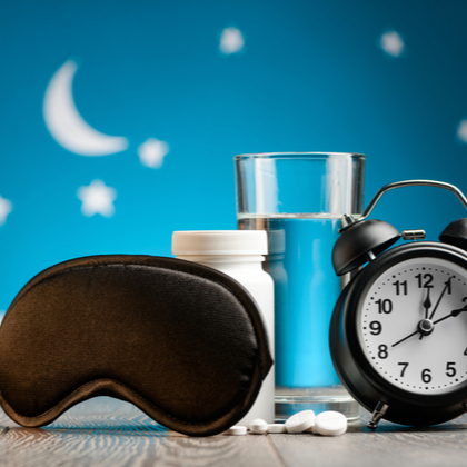 Melatonin and Serotonin: How Hormones Help Us to Fall Asleep
