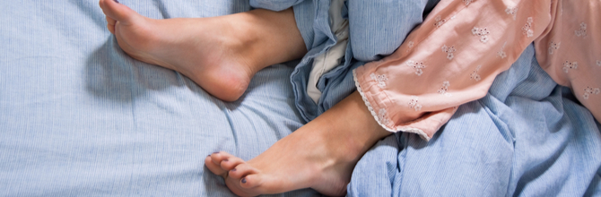 Restless Legs and Sleep Myoclonus: How to Stop Night Twitches