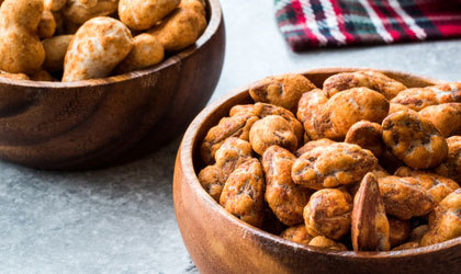 Spiced Nut Recipes: From Sugared Pecans to Cashews