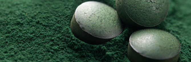 Why We Don't Sell Spirulina