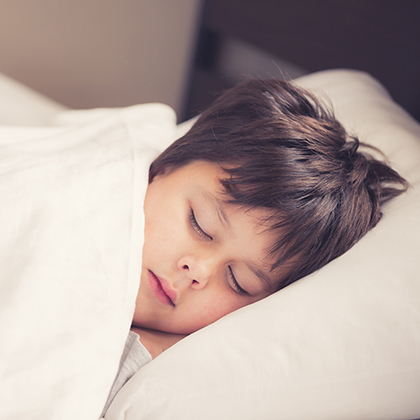 Children's Health: Sleep