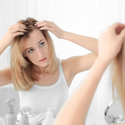 Hair Loss Reasons and Causes