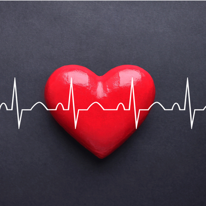 Heart palpitations and high blood pressure during menopause