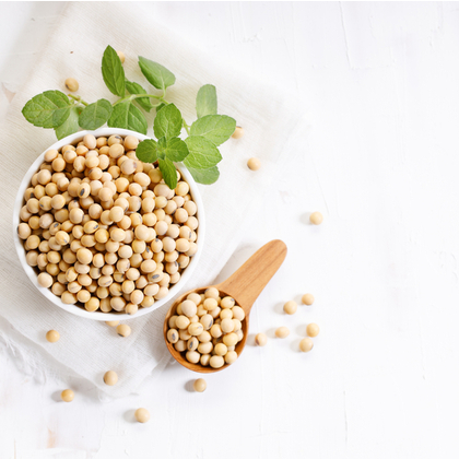 Soy for menopause: Is it a natural hot flush remedy?