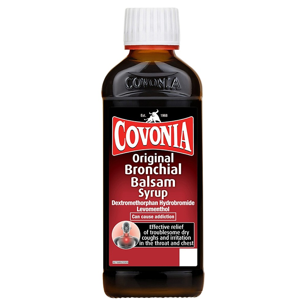 Covonia Bronchial Balsalm Nature S Best Pharmacy