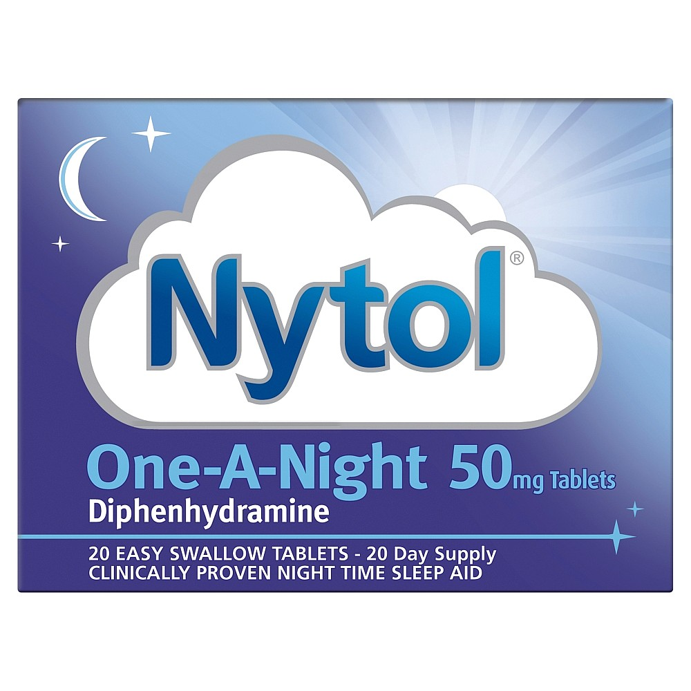 Nytol One A Night Sleeping Tablets Natures Best Pharmacy Equal 20
