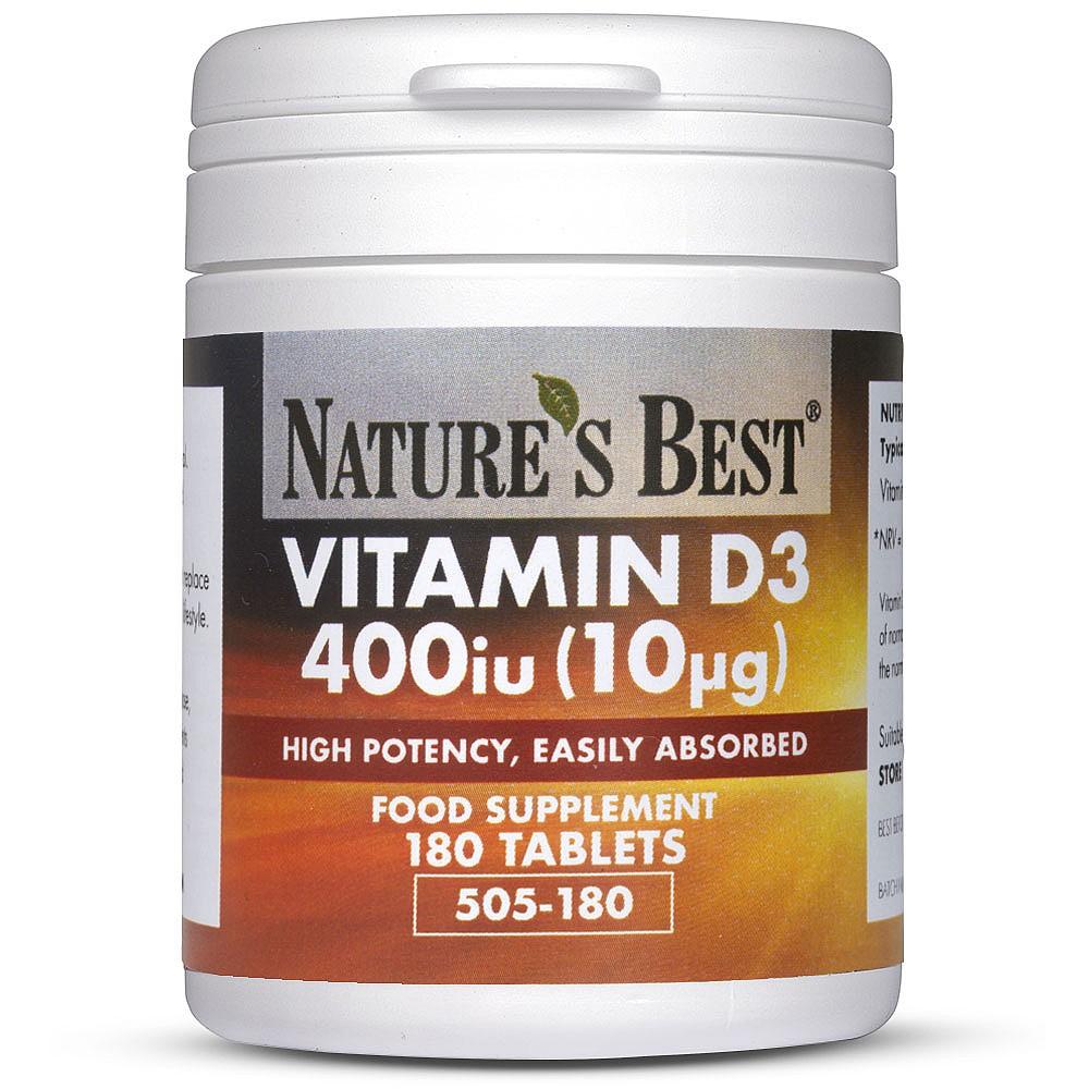 vitamin d3 400iu tablets uk made supplements nature 39 s best. Black Bedroom Furniture Sets. Home Design Ideas