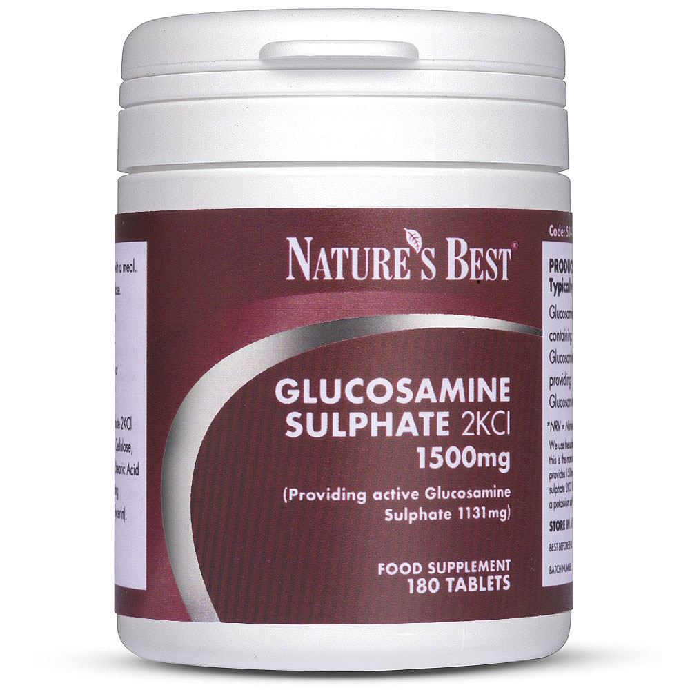Nature S Best Glucosamine Gold Review