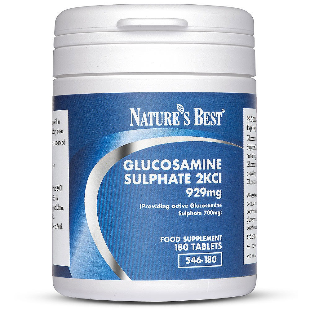 Glucosamine Sulphate 1,000mg | Nature's Best
