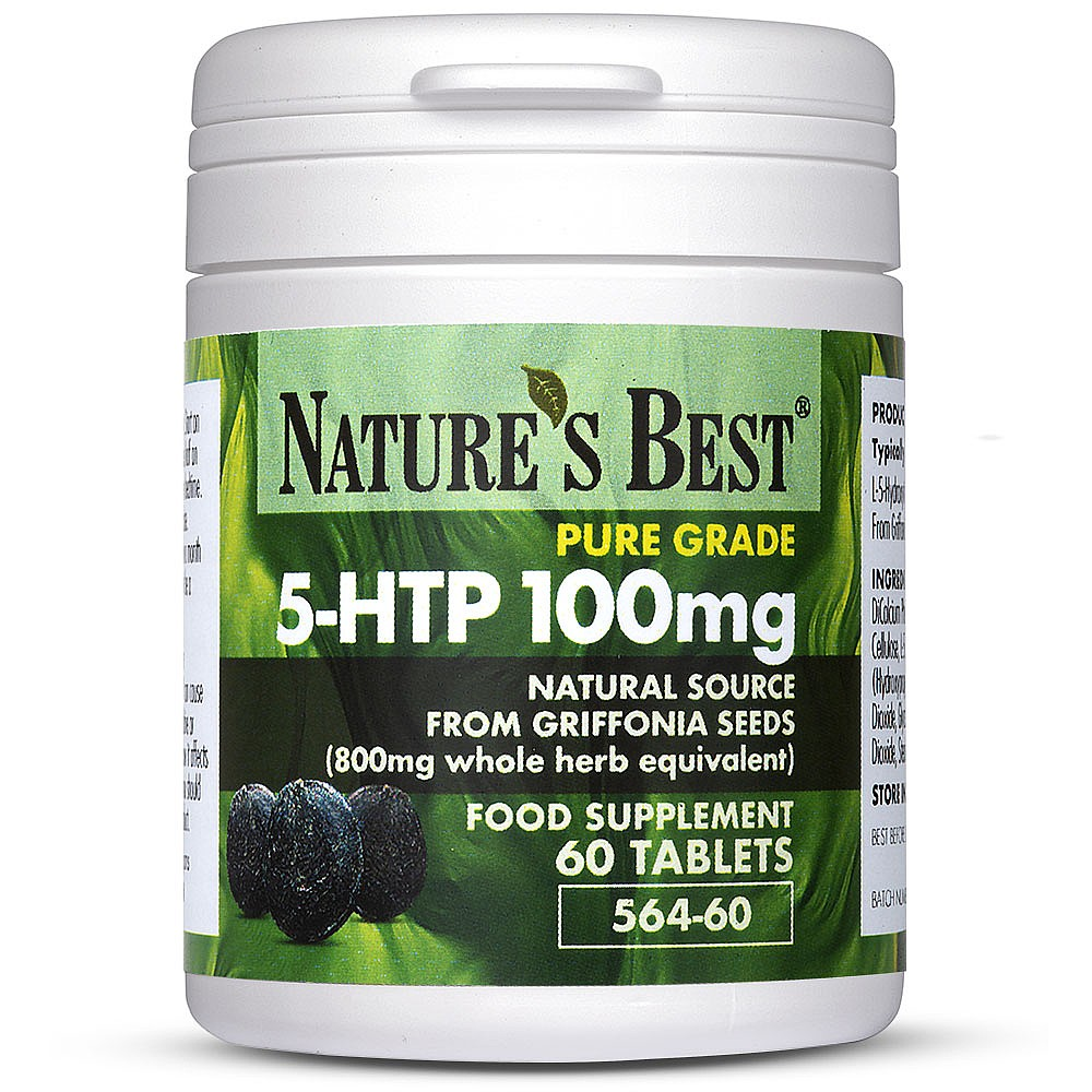 5-HTP - Tryptophan Supplements | Nature's Best