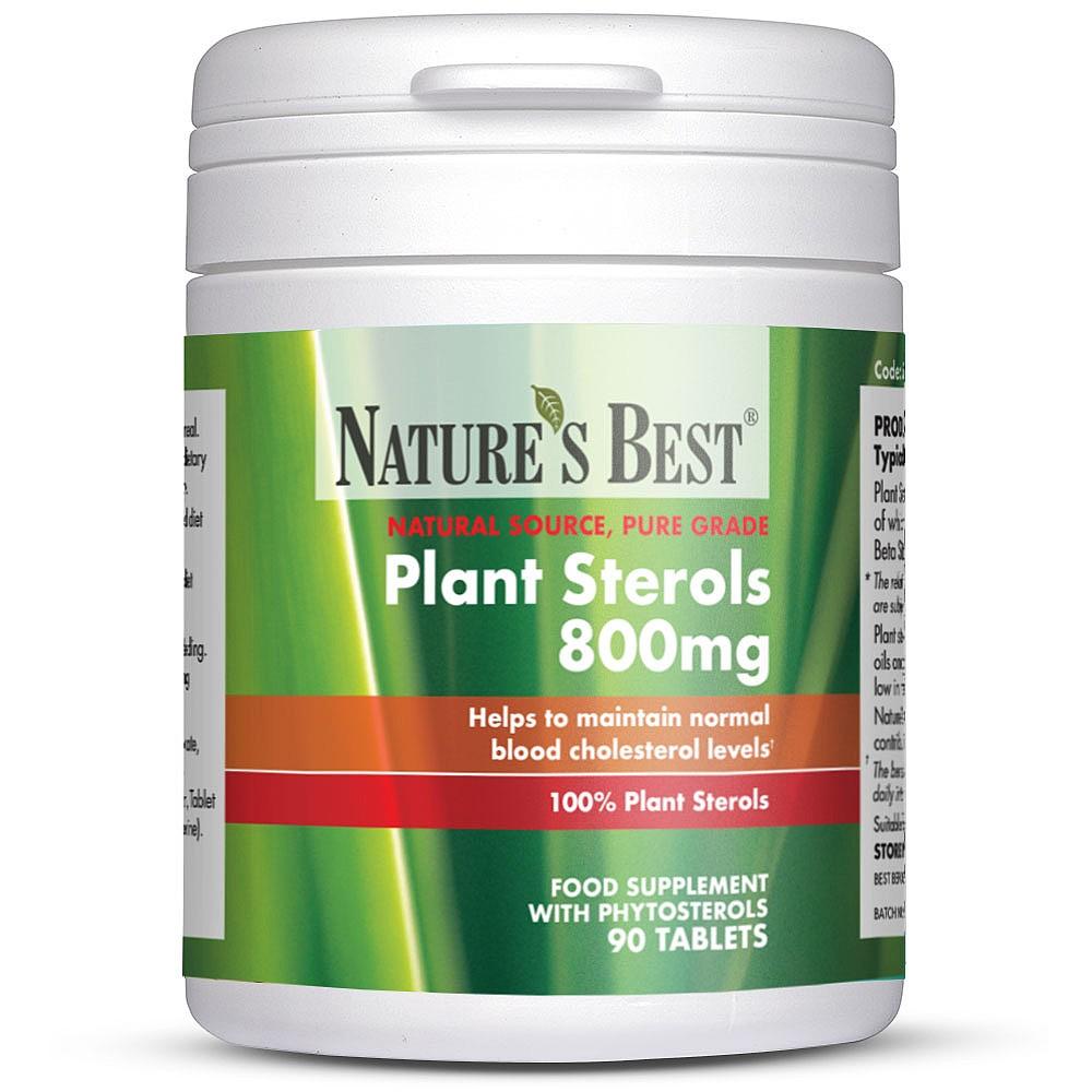 Sterol supplement