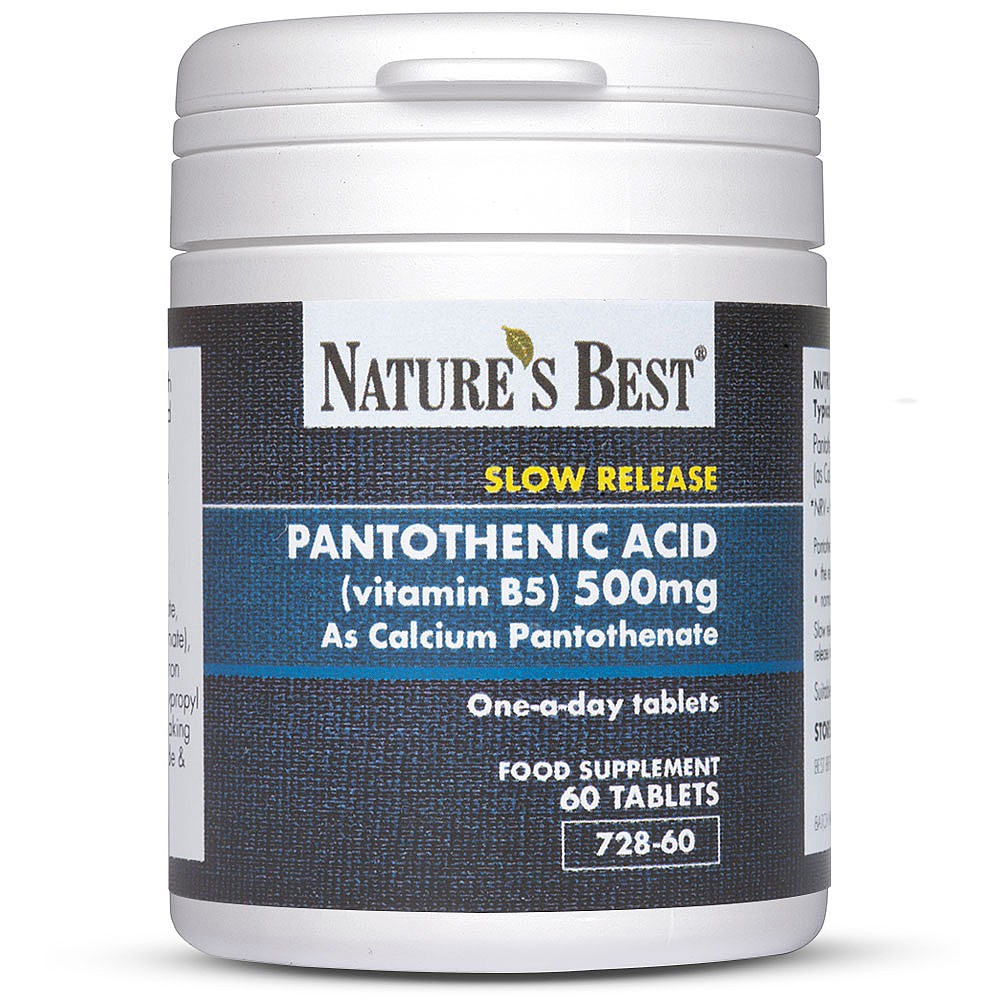 Calcium Pantothenate - instructions, side effects, price, reviews 33