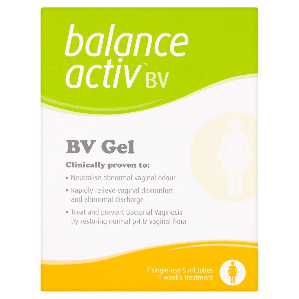 Balancing vaginal discharge smell gel