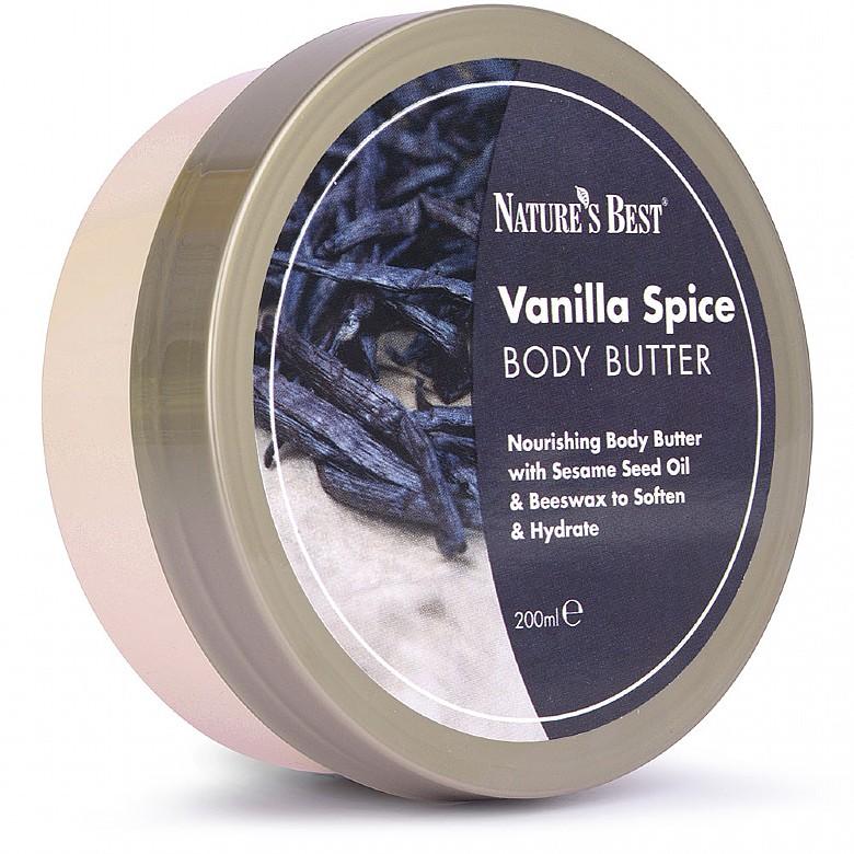 Body Butter Vanilla Spice 200Ml