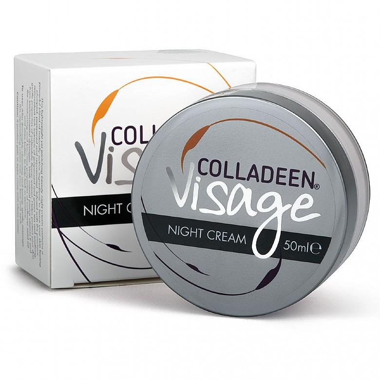 Colladeen® Visage Night Cream 50Ml Night Cream Plus Free Body Oil