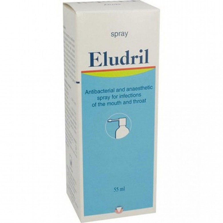 Nature's Best Eludril Spray - 55ml