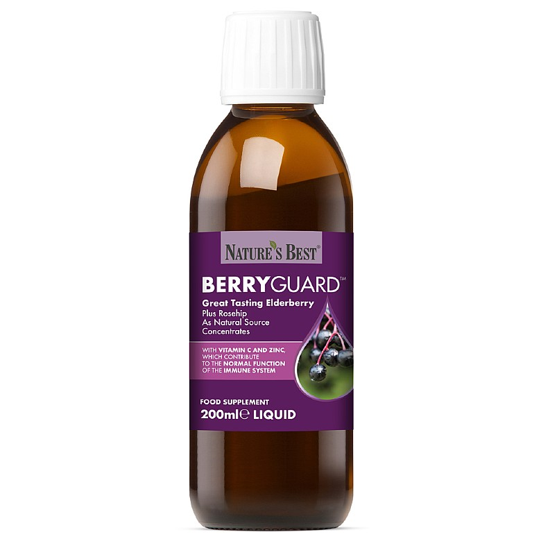 Berryguard® Elderberry, For Year Round Protection 500Ml