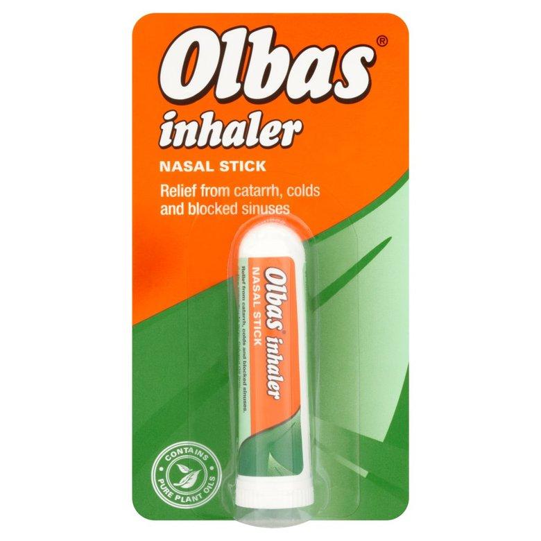 Nature's Best Olbas Inhaler Nasal Stick 695mg