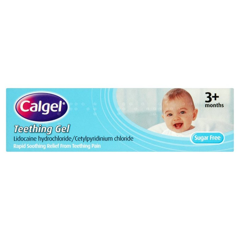 Nature's Best Calgel Teething Gel - 10g quantity - 10 GM
