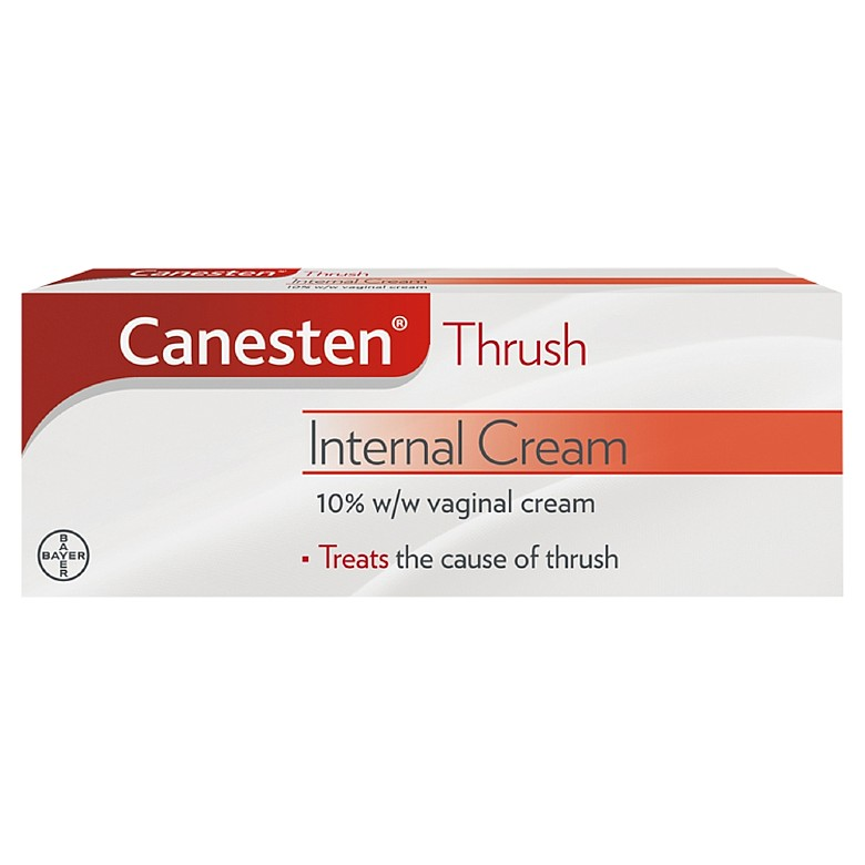 Nature's Best Canesten Internal Cream 10% (P) - 5g quantity - 5 GM