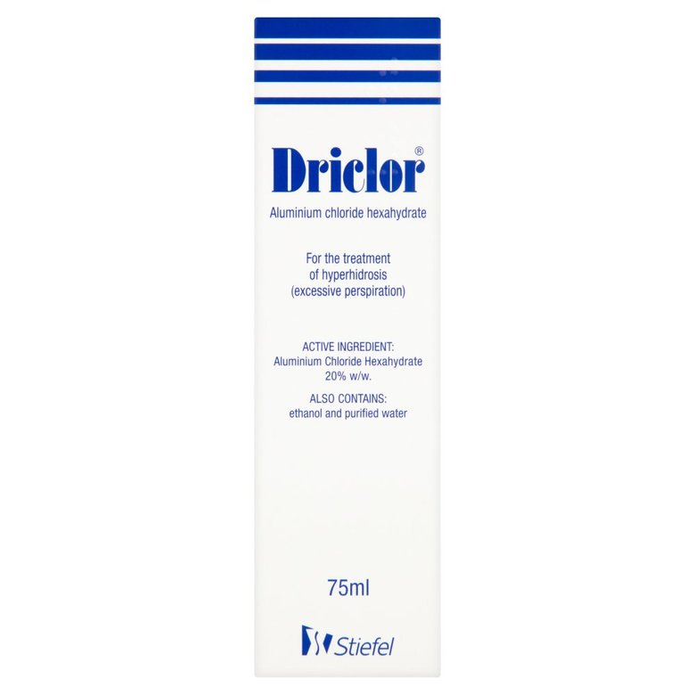 Driclor Rollon Antiperspirant 75Ml