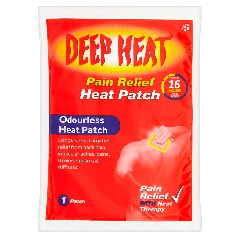 Deep Heat Well Patch 1