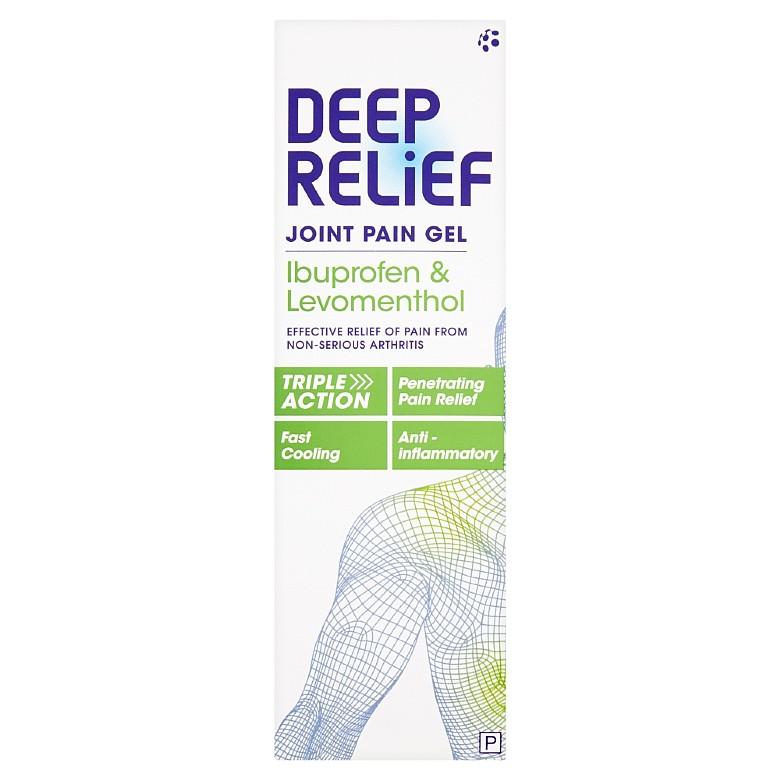 Deep Relief Gel 100G