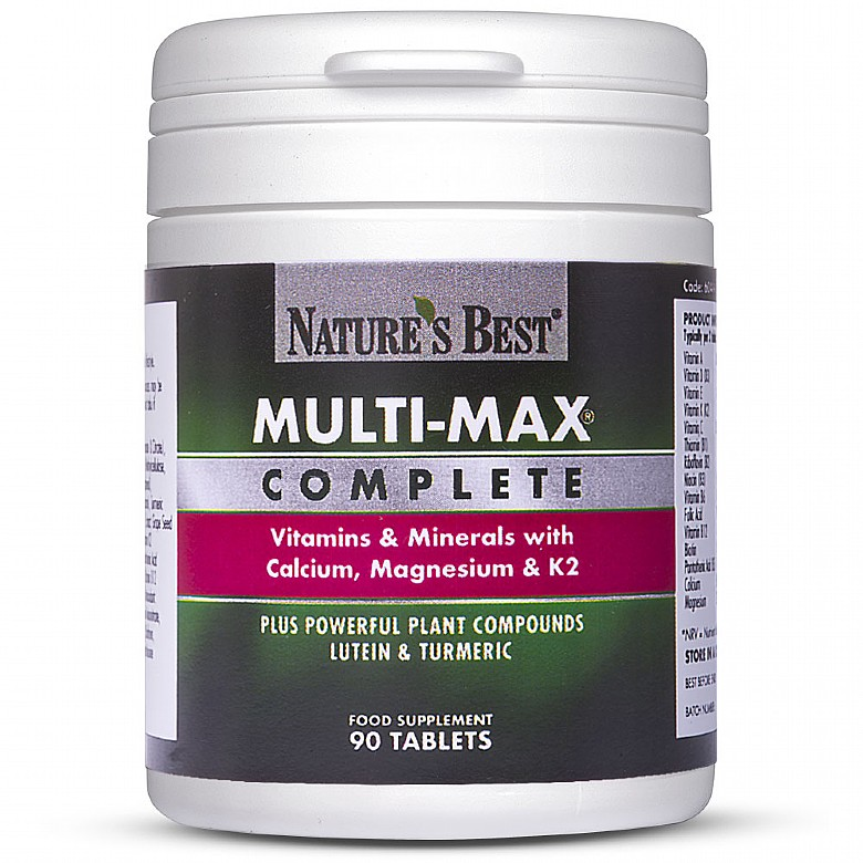 Nature's Best Multi-Max® Complete