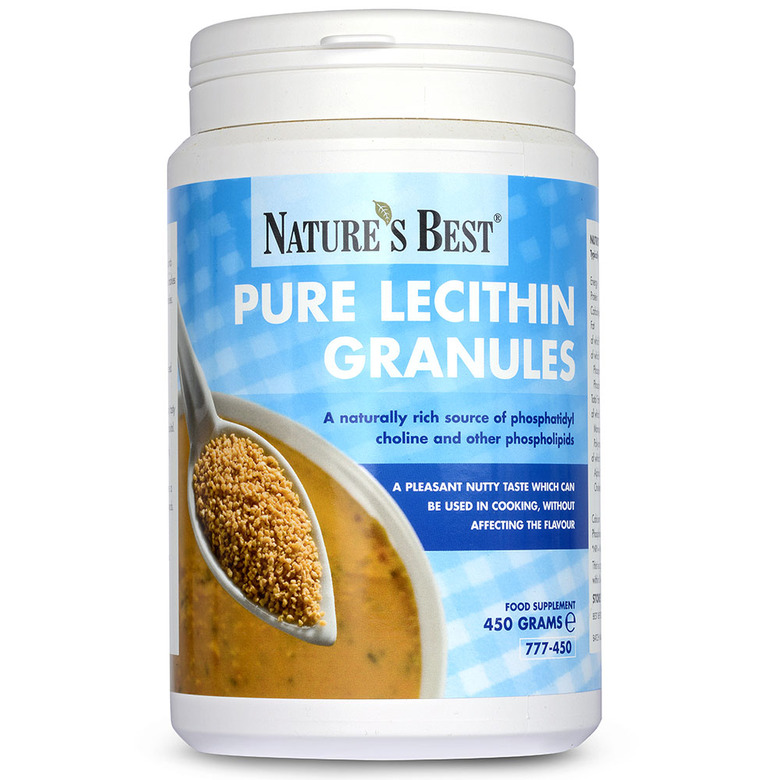 Nature's Best Lecithin Granules