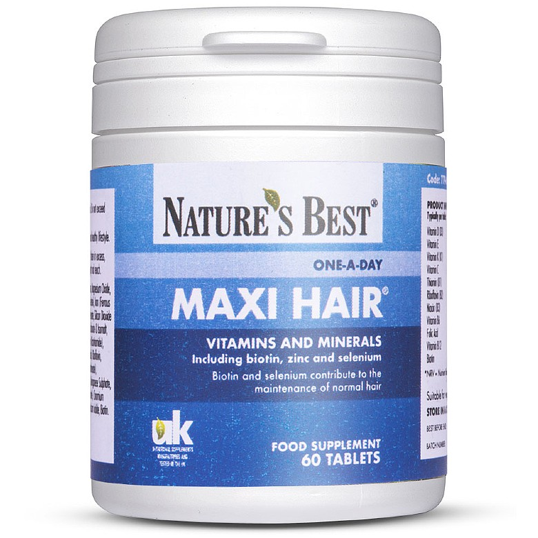 Food Supplements Maxi-Hair®