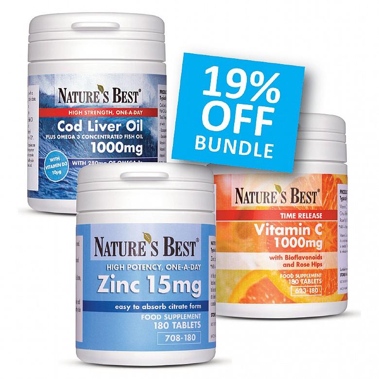 Health & Wellbeing Immunity Support Bundle Immunity Support Bundle