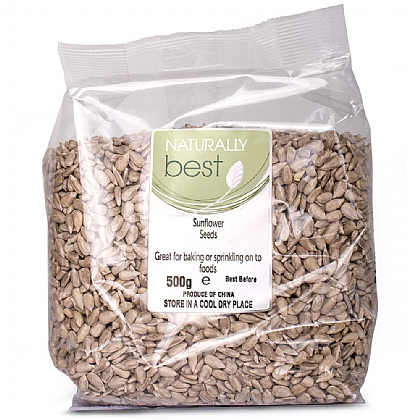 Sunflower Seeds, A Source Of Essential Fatty Acids & Vitamin E