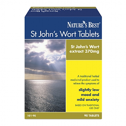 St John's Wort, For the Relief of Low Mood and Mild Anxiety