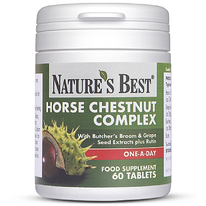 Horse Chestnut Complex, Pure Grade Extract