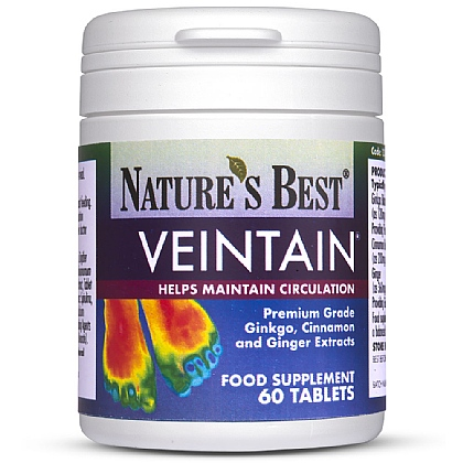 Veintain<sup>®</sup>, Helps Maintain Circulation To The Body's Extremities