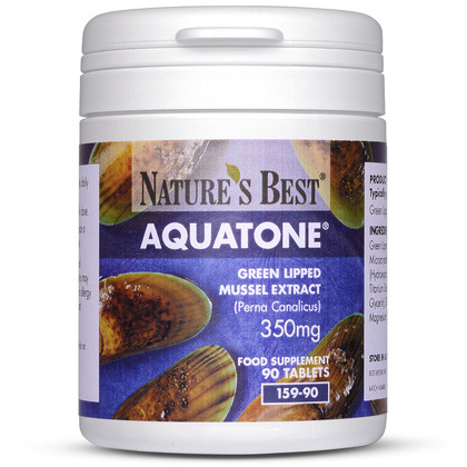 Aquatone<sup>®</sup>, Green Lipped Mussel Extract