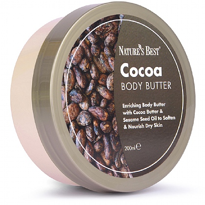 Body Butter - Cocoa Butter