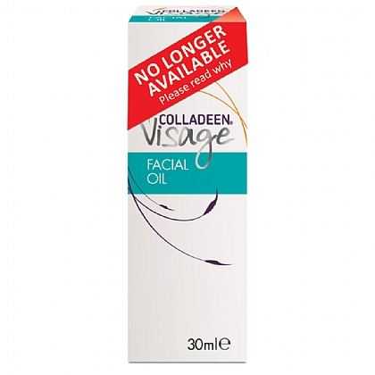 Colladeen<sup>®</sup> Visage Facial Oil