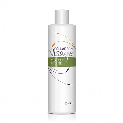Colladeen<sup>®</sup> Visage Cleanser & Toner