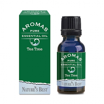 Tea Tree Oil, Natural Antiseptic With Disinfectant & Astringent Properties