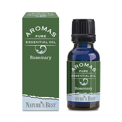 Rosemary Oil, With Memory & Concentration Enhancing Properties
