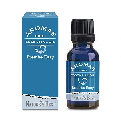 Breathe Easy Blend, A Minty Aroma With Eucalyptus