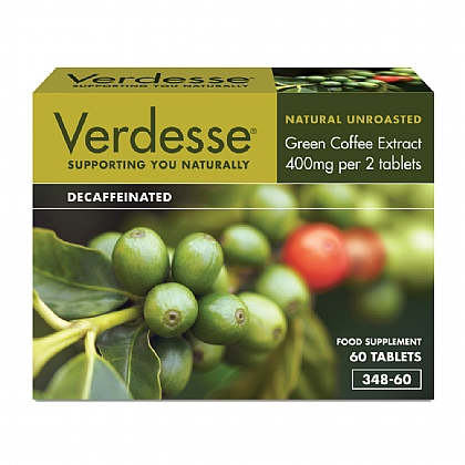 Verdesse<sup>®</sup> Green Coffee Bean Extract